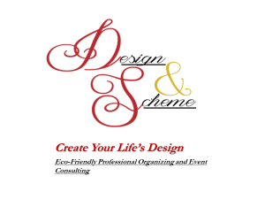 Create Your Life's Design